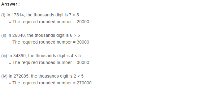 Number System RS Aggarwal Class 6 Maths Solutions Exercise 1D 4.1