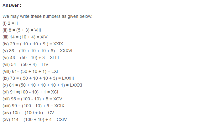 Number System RS Aggarwal Class 6 Maths Solutions Exercise 1G 1.1