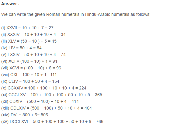 Number System RS Aggarwal Class 6 Maths Solutions Exercise 1G 3.1