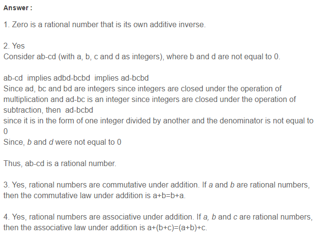 Rational Numbers RS Aggarwal Class 8 Solutions Ex 1C 14.1