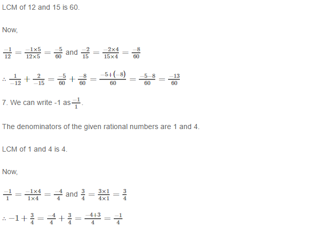 Rational Numbers RS Aggarwal Class 8 Solutions Ex 1C 2.4
