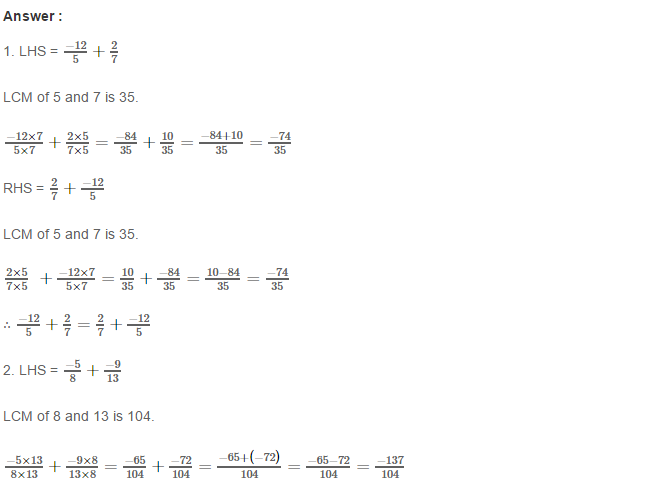 Rational Numbers RS Aggarwal Class 8 Solutions Ex 1C 3.1
