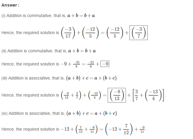 Rational Numbers RS Aggarwal Class 8 Solutions Ex 1C 5.1