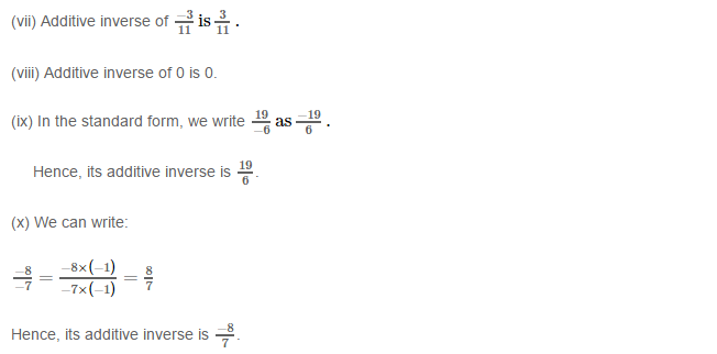 Rational Numbers RS Aggarwal Class 8 Solutions Ex 1C 6.2