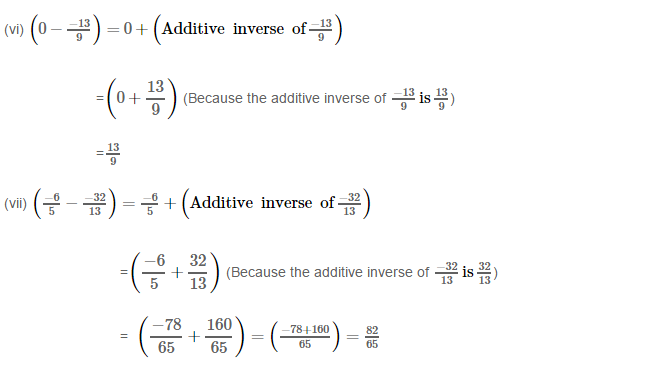 Rational Numbers RS Aggarwal Class 8 Solutions Ex 1C 7.3