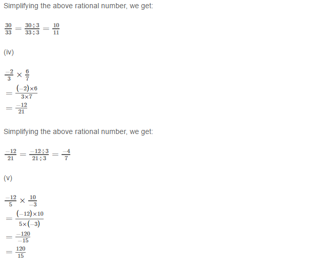 Rational Numbers RS Aggarwal Class 8 Solutions Ex 1D 1.2