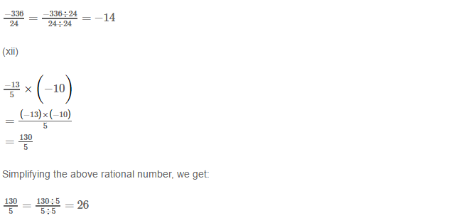 Rational Numbers RS Aggarwal Class 8 Solutions Ex 1D 1.6