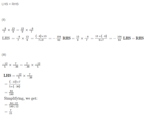 Rational Numbers RS Aggarwal Class 8 Solutions Ex 1D 2.2