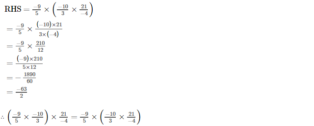 Rational Numbers RS Aggarwal Class 8 Solutions Ex 1D 3.4