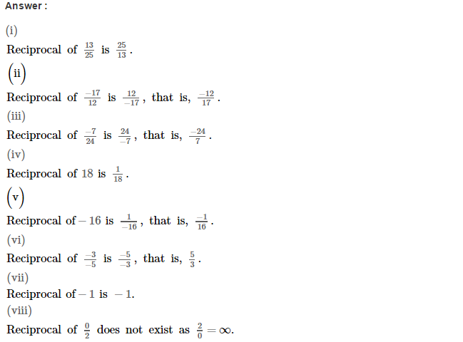 Rational Numbers RS Aggarwal Class 8 Solutions Ex 1D 5.1