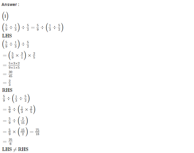 Rational Numbers RS Aggarwal Class 8 Solutions Ex 1E 3.1