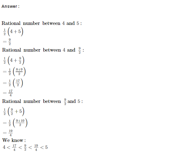 Rational Numbers RS Aggarwal Class 8 Solutions Ex 1F 5.1
