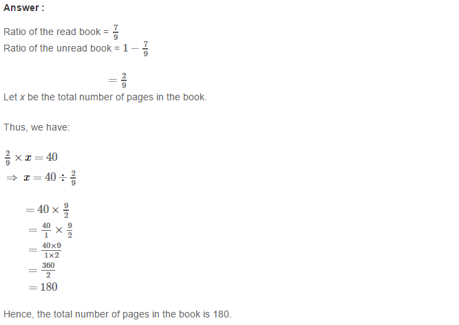 Rational Numbers RS Aggarwal Class 8 Solutions Ex 1G 16.1