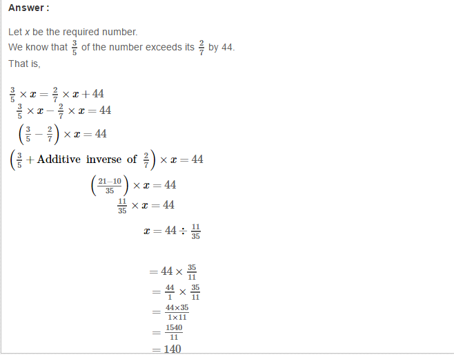 Rational Numbers RS Aggarwal Class 8 Solutions Ex 1G 19.1