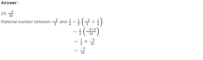 Rational Numbers RS Aggarwal Class 8 Solutions Ex 1H 22.1