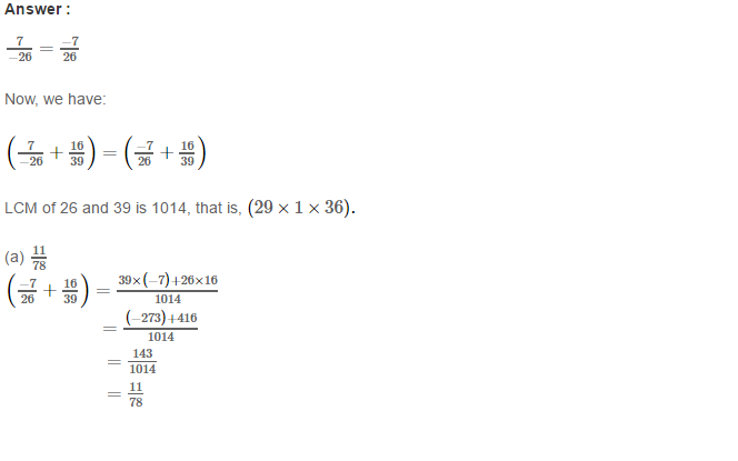 Rational Numbers RS Aggarwal Class 8 Solutions Ex 1H 3.1