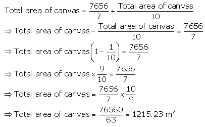Selina Concise Mathematics Class 10 ICSE Solutions Cylinder, Cone and Sphere image - 100