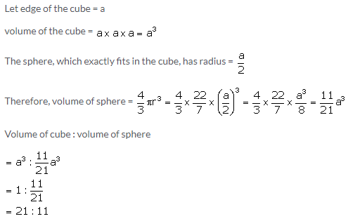 Selina Concise Mathematics Class 10 ICSE Solutions Cylinder, Cone and Sphere image - 126