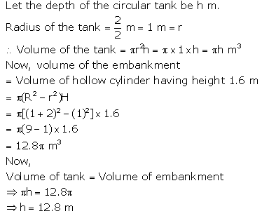 Selina Concise Mathematics Class 10 ICSE Solutions Cylinder, Cone and Sphere image - 20
