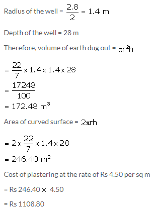 Selina Concise Mathematics Class 10 ICSE Solutions Cylinder, Cone and Sphere image - 4
