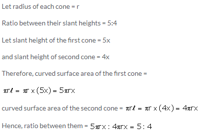 Selina Concise Mathematics Class 10 ICSE Solutions Cylinder, Cone and Sphere image - 40