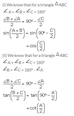 Selina Concise Mathematics Class 10 ICSE Solutions Trigonometrical Identities image - 121