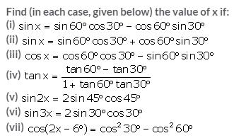 Selina Concise Mathematics Class 10 ICSE Solutions Trigonometrical Identities image - 127