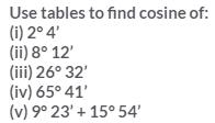 Selina Concise Mathematics Class 10 ICSE Solutions Trigonometrical Identities image - 141