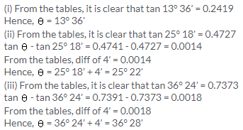 Selina Concise Mathematics Class 10 ICSE Solutions Trigonometrical Identities image - 150