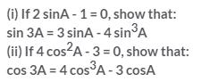 Selina Concise Mathematics Class 10 ICSE Solutions Trigonometrical Identities image - 168