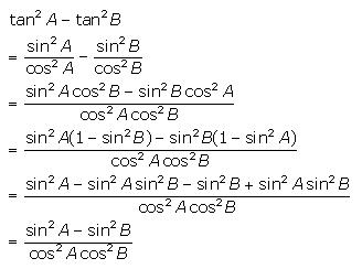 Selina Concise Mathematics Class 10 ICSE Solutions Trigonometrical Identities image - 66