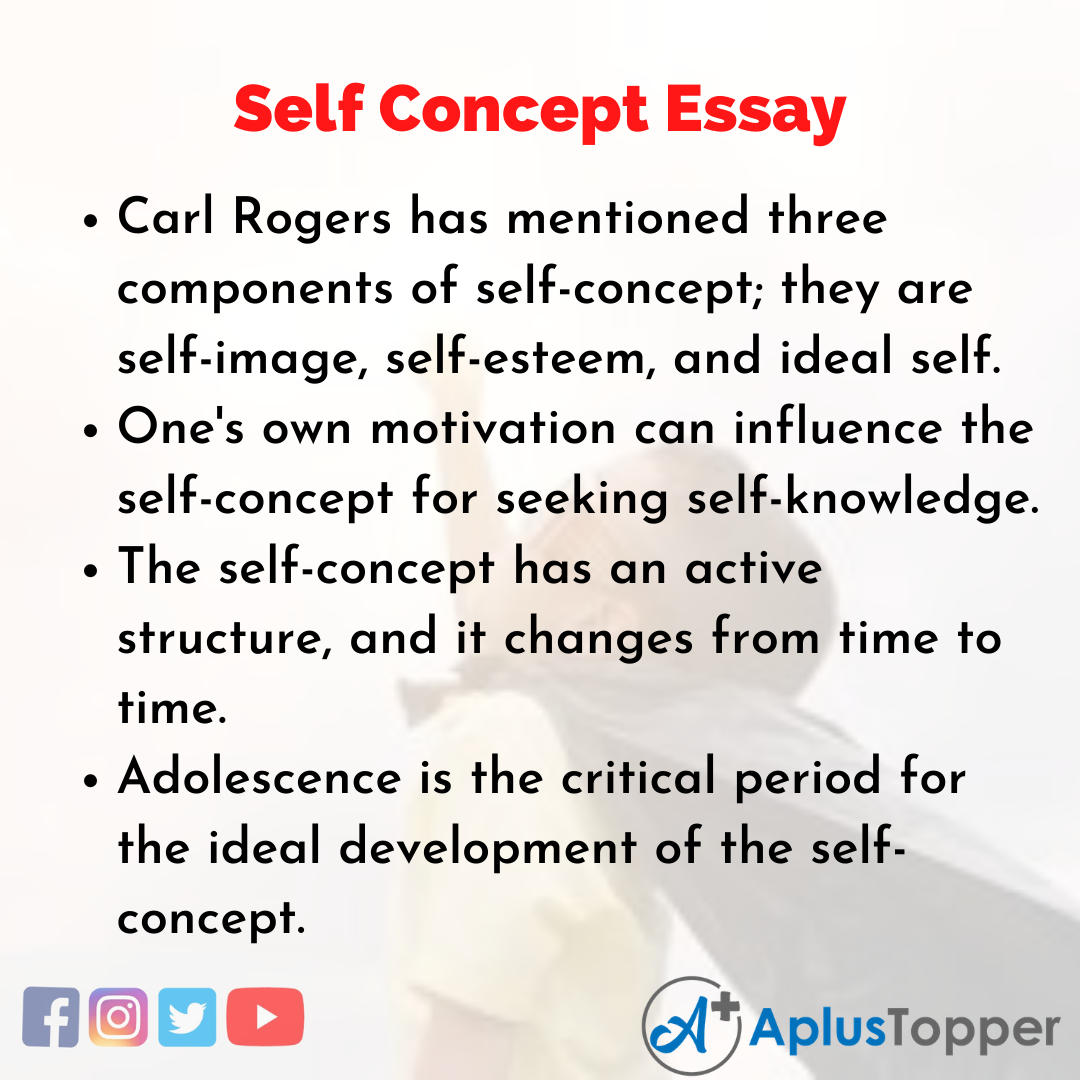Essay about Self Concept