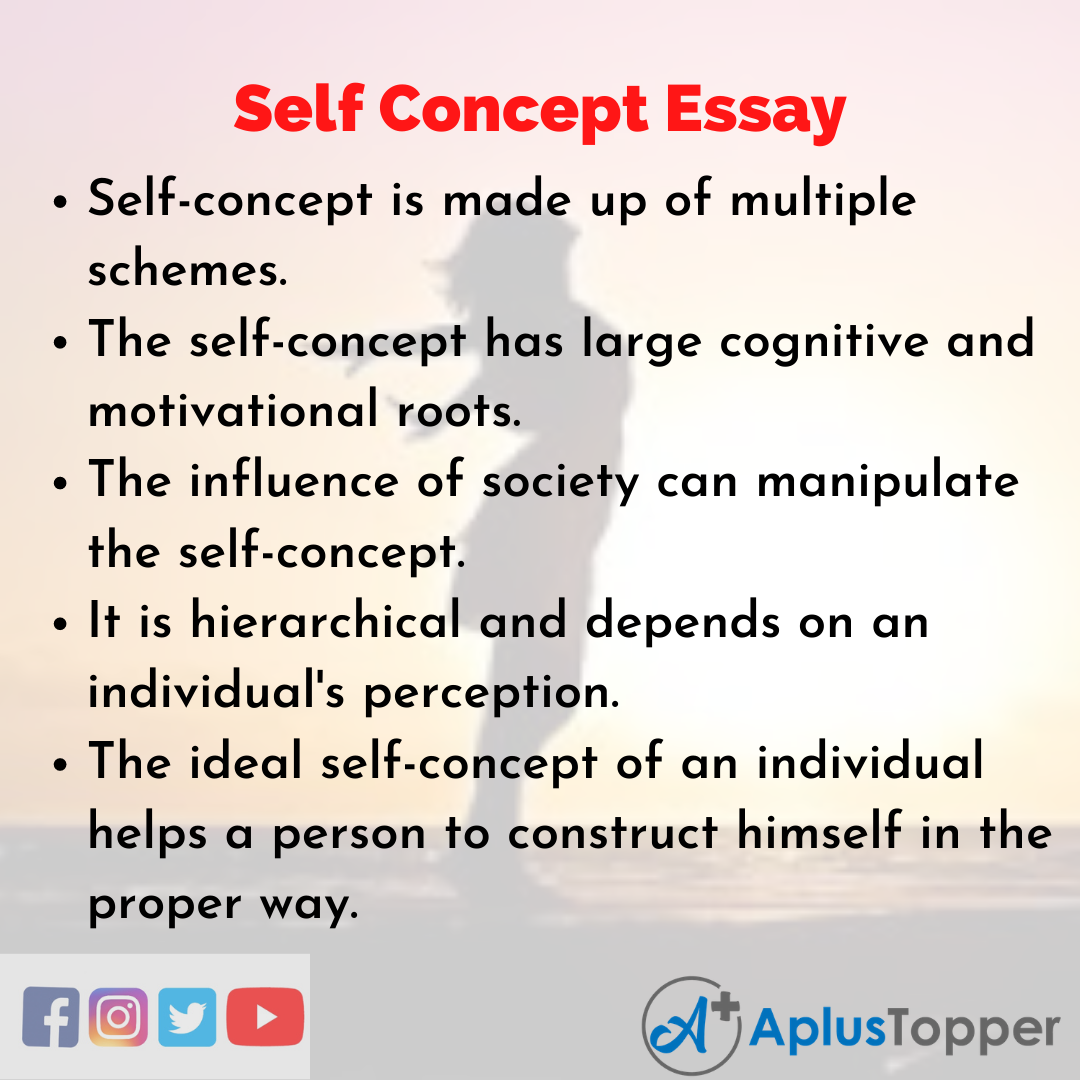Essay on Self Concept