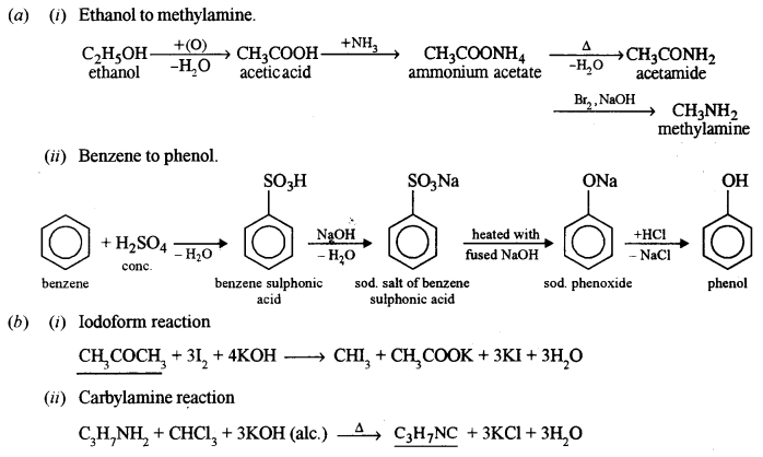 ISC Chemistry Question Paper 2012 Solved for Class 12 image - 11
