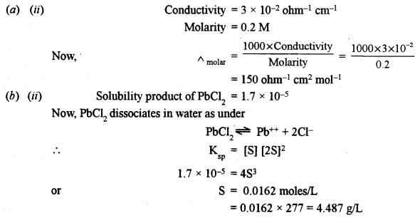 ISC Chemistry Question Paper 2012 Solved for Class 12 image - 8