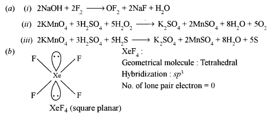ISC Chemistry Question Paper 2015 Solved for Class 12 image - 11