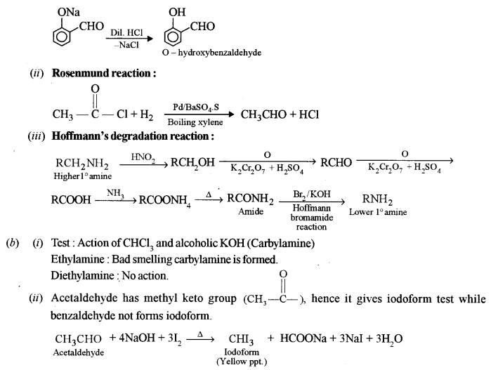 ISC Chemistry Question Paper 2015 Solved for Class 12 image - 18