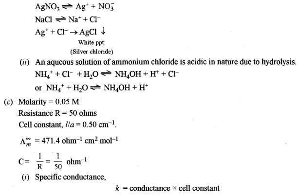 ISC Chemistry Question Paper 2016 Solved for Class 12 image - 16
