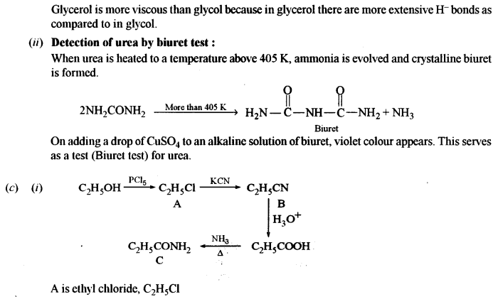 ISC Chemistry Question Paper 2016 Solved for Class 12 image - 26