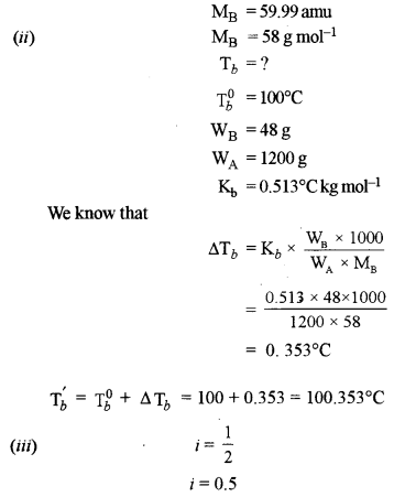 ISC Chemistry Question Paper 2016 Solved for Class 12 image - 4