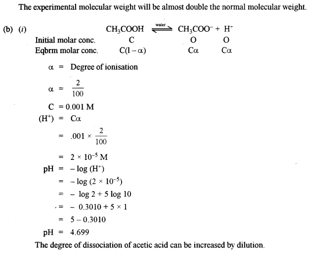 ISC Chemistry Question Paper 2016 Solved for Class 12 image - 5