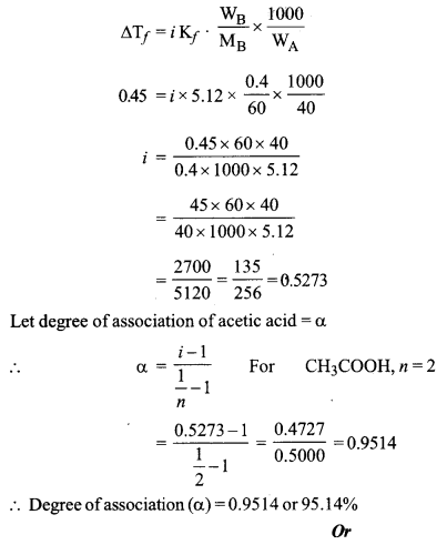ISC Chemistry Question Paper 2019 Solved for Class 12 image - 11
