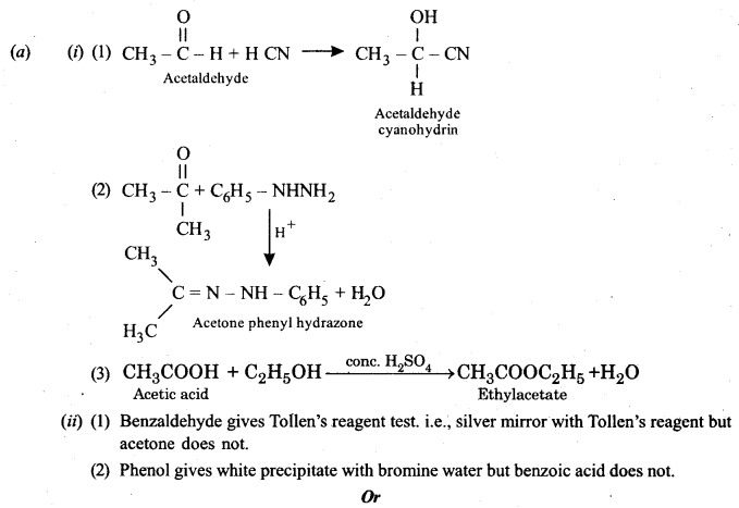 ISC Chemistry Question Paper 2019 Solved for Class 12 image - 21