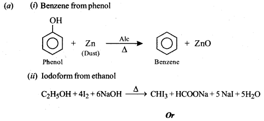 ISC Chemistry Question Paper 2019 Solved for Class 12 image - 8