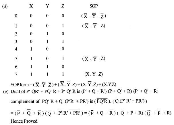 ISC Computer Science Question Paper 2010 Solved for Class 12 image - 2