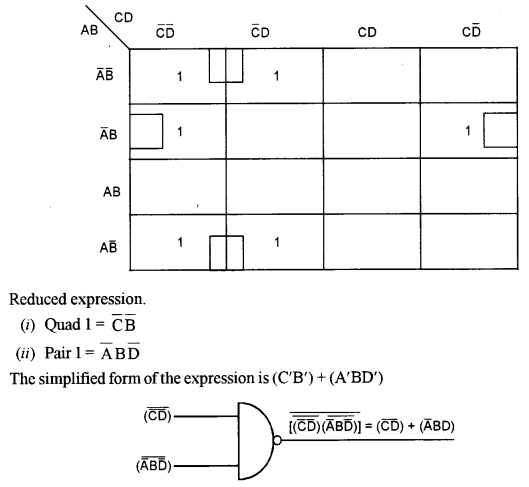 ISC Computer Science Question Paper 2011 Solved for Class 12 image - 10