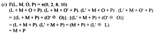 ISC Computer Science Question Paper 2011 Solved for Class 12 image - 14