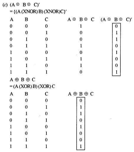 ISC Computer Science Question Paper 2011 Solved for Class 12 image - 7