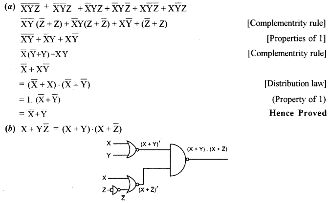 ISC Computer Science Question Paper 2012 Solved for Class 12 image - 12