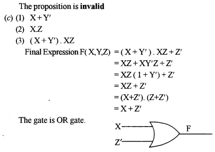 ISC Computer Science Question Paper 2013 Solved for Class 12 image - 10